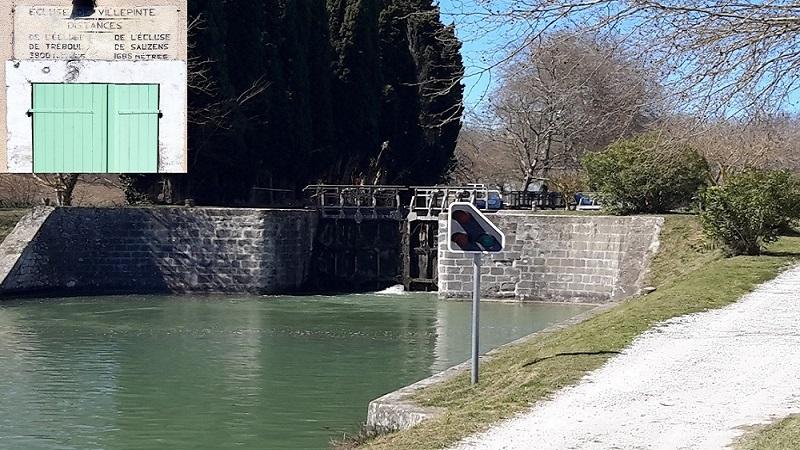 Esclusa de Villepinte